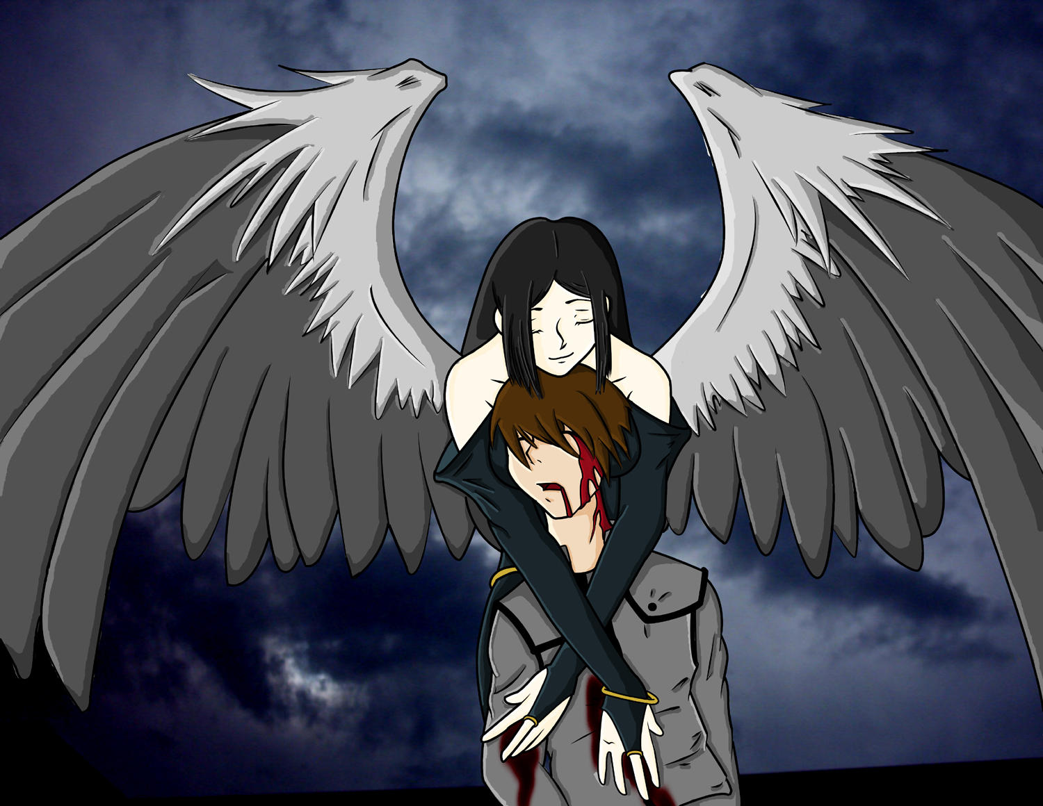angel of death anime - photo #8