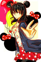 Disney Inspired by Shu-Ai