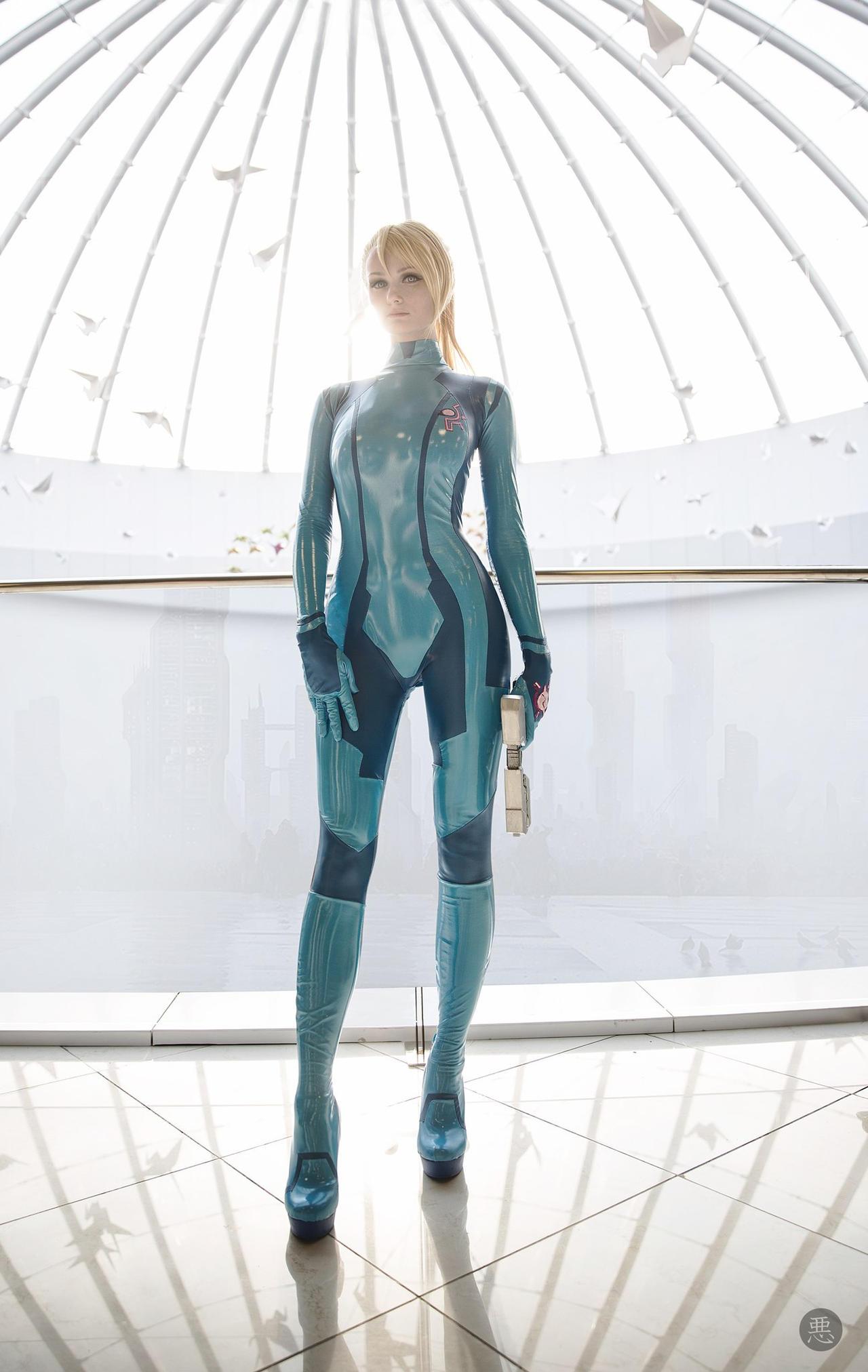Zero Suit Samus by tniwe