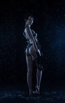 Metal Gear Solid V - Rain Quiet
