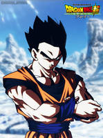 Son Gohan - Dragon Ball Super Movie - Broly by AlAnas2992