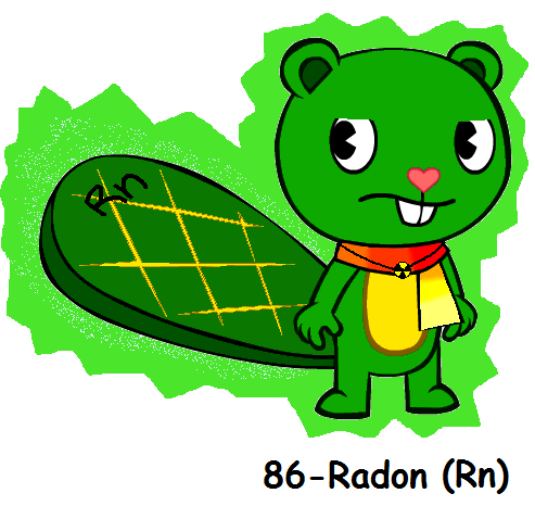 Rn-222 Stable Isotope of Radon?