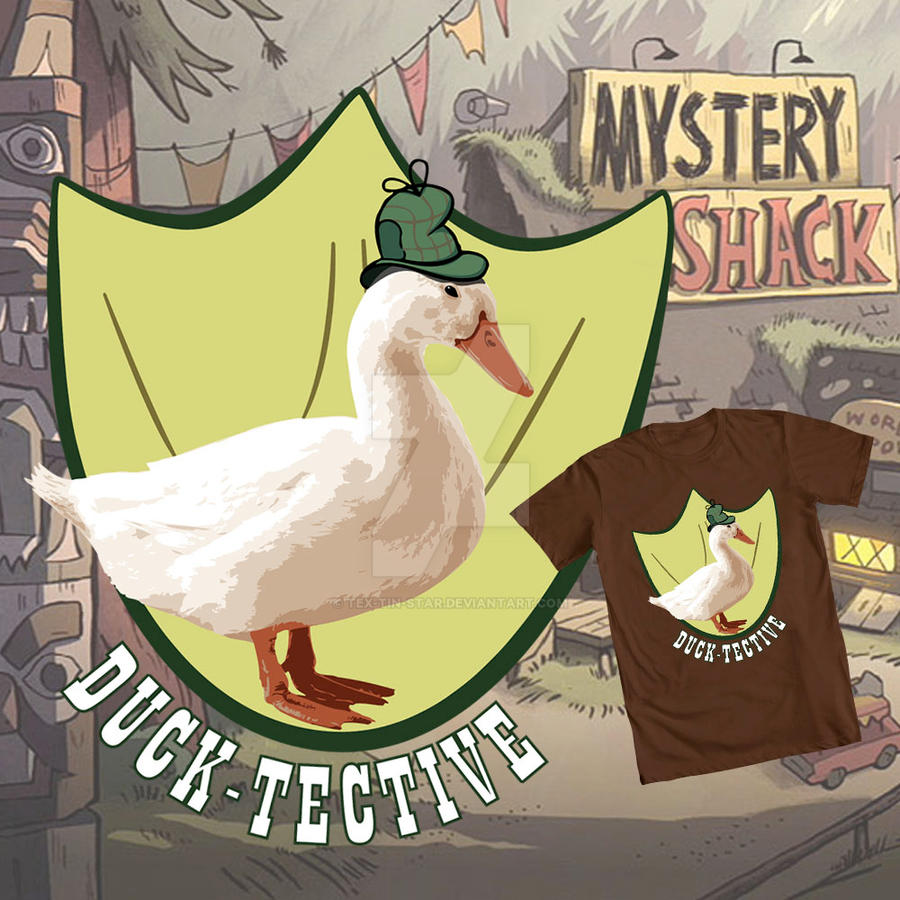 Duck-Tective by Tex-Tin-Star