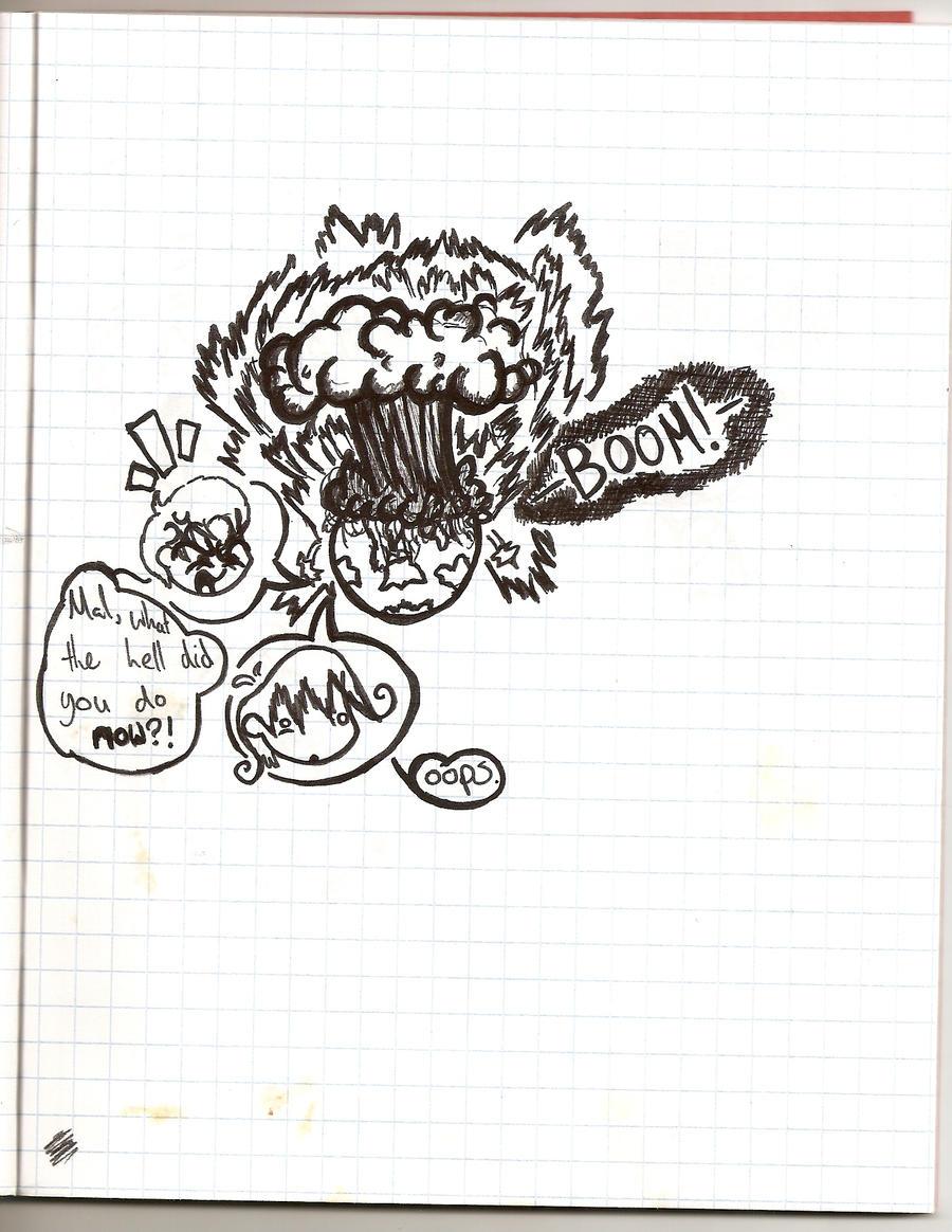boredom in class... by sherbertfish on DeviantArt