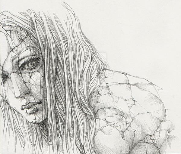 Cracking by RafaellaRyon