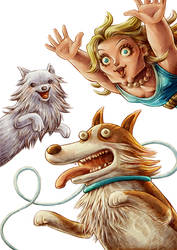 Tess and pets