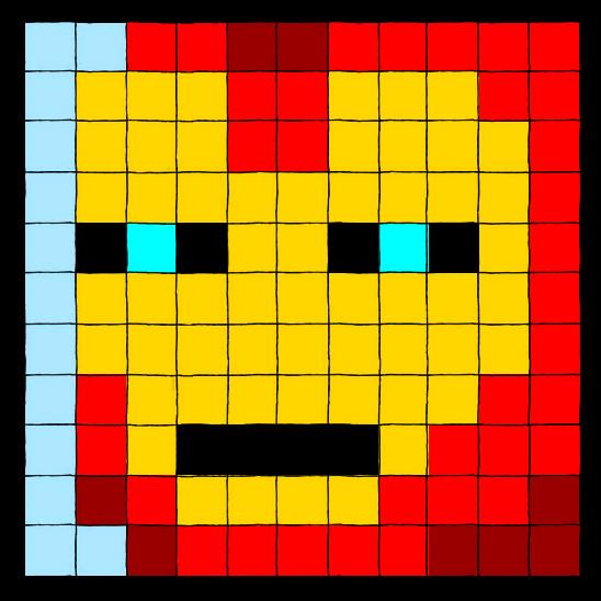 I Am Iron Cube Man by ObsidianReaper