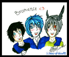 Bromance by tears-of-blood911