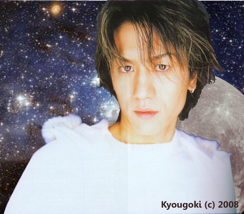 Michihiro Kuroda by Kyougoki