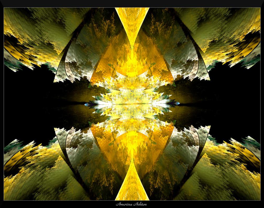 Cracking the Cosmic Egg by AmorinaAshton