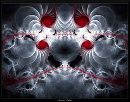 Spiralized Bubbles by AmorinaAshton