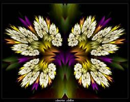 Fantasy Flower by AmorinaAshton