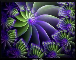 Lavender Green by AmorinaAshton