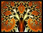 Citrus Tree by AmorinaAshton