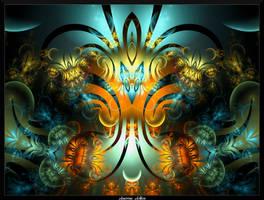 Garden of Crowns by AmorinaAshton