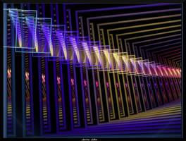 Hall of Lights by AmorinaAshton