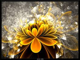 Wild Honeysuckle by AmorinaAshton