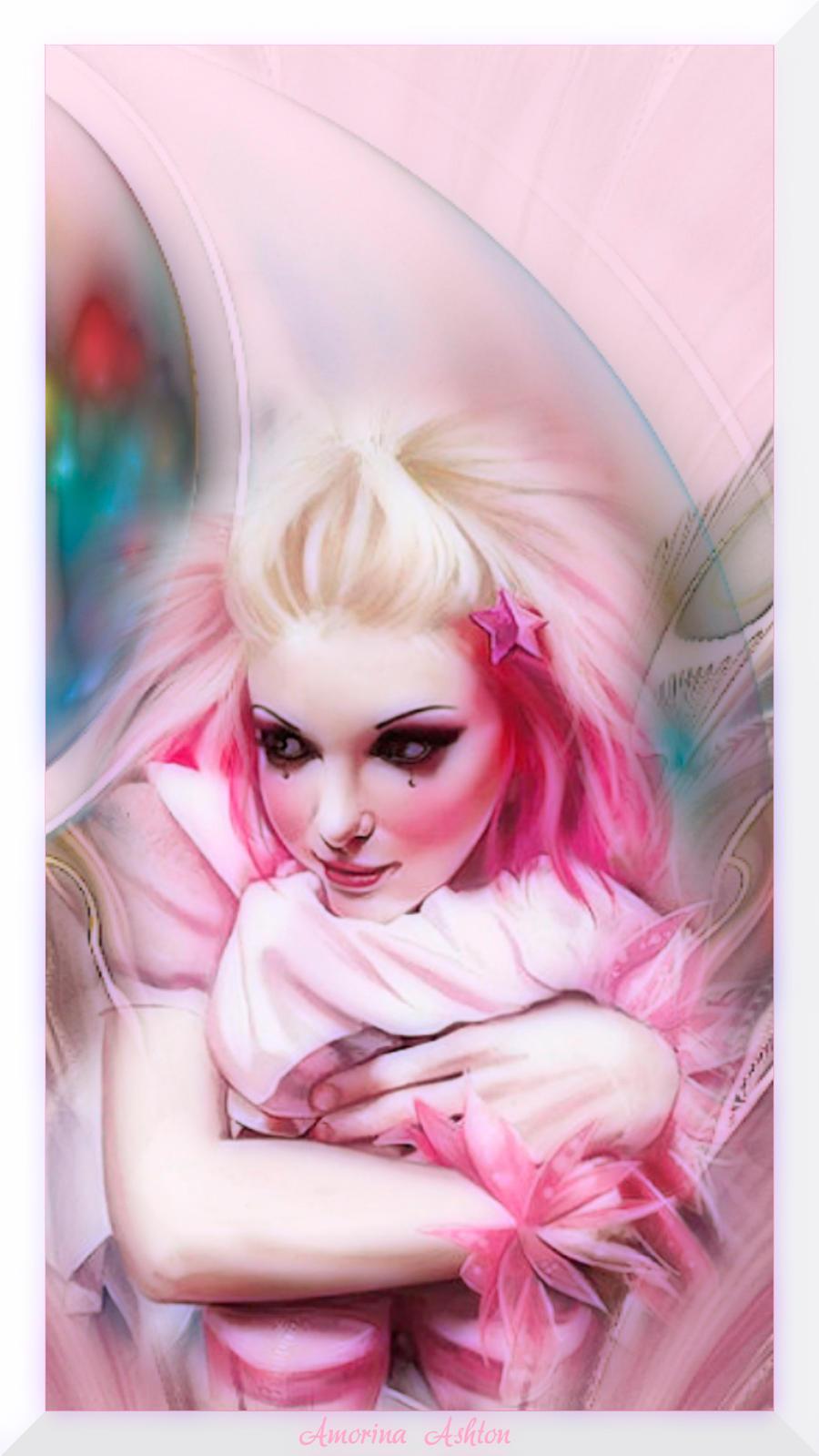 Thinking Pink by AmorinaAshton