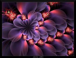 Bloomin' Firefly's by AmorinaAshton