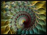 74O4-Sea Urchin Spiral