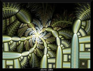 78O4-The Cactus Forest by AmorinaAshton