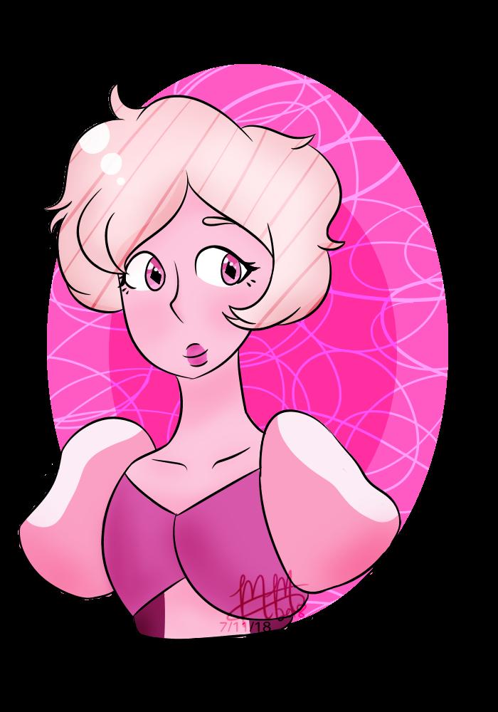 Pink Diamond (SU) by midnightmistmlp
