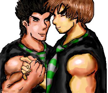The love between henchmen by Eri-kun