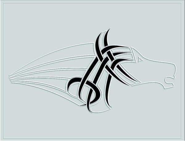 Tribal Horse Tattoo by *shadukha on deviantART