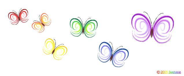 Butterflies Mug Design..... by shadukha