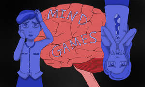 Growing Around - Mind Games Title Card