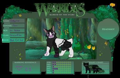 Eddypaw   Medicine Cat Apprentice of ShadowClan