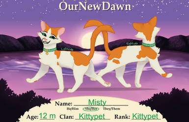 OND   Misty the Kittypet