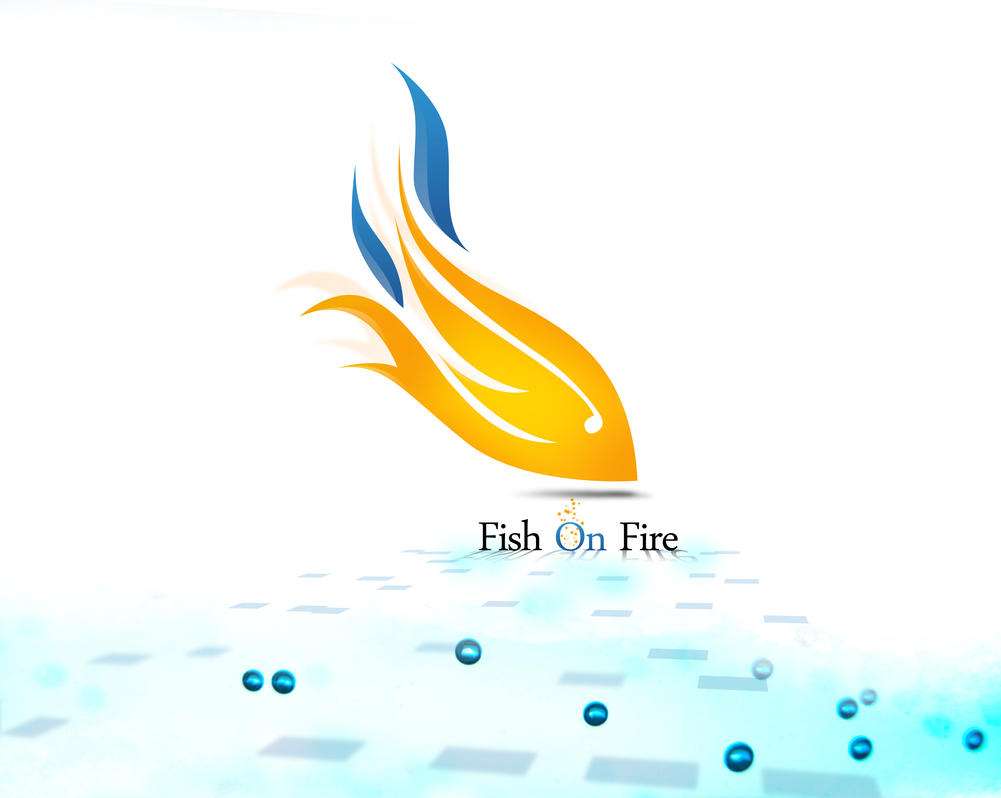 Fish on fire by babybele on deviantart for Fish on fire