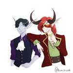Astaroth and Alastaryl