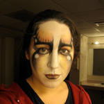 Spider Makeup by madelinemaebowden