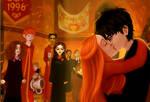 Harry and Ginny do shiath