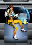 Tracer on a Spaceship Running a Lemonade Stand