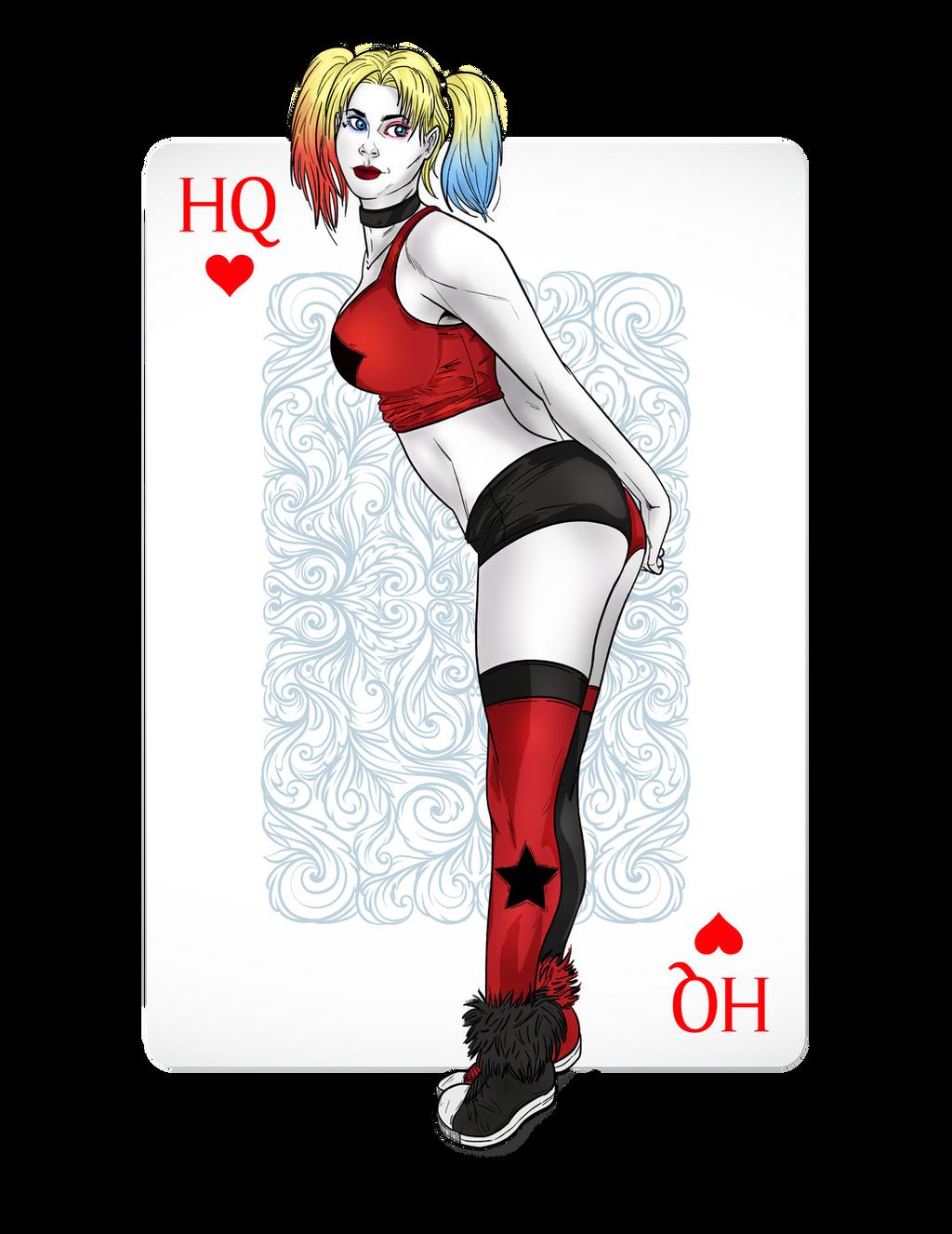 The Maiden of Mischief: Harley Quinn