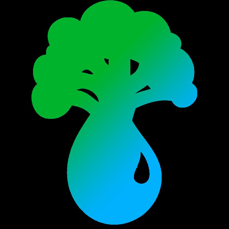 Green blue mana symbol by iamawesomez on deviantart green blue mana symbol by iamawesomez biocorpaavc
