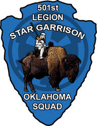 Oklahoma Squad Logo - Detailed Version by SLippe