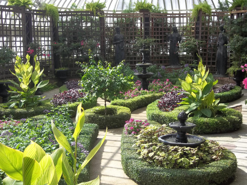 Phipps Conservatory, Pittsburgh by pamixx