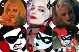 Harley Quinn Avatars