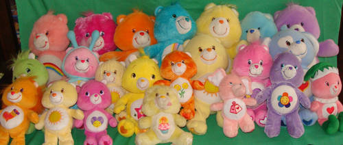 Care Bears for sale by pamixx