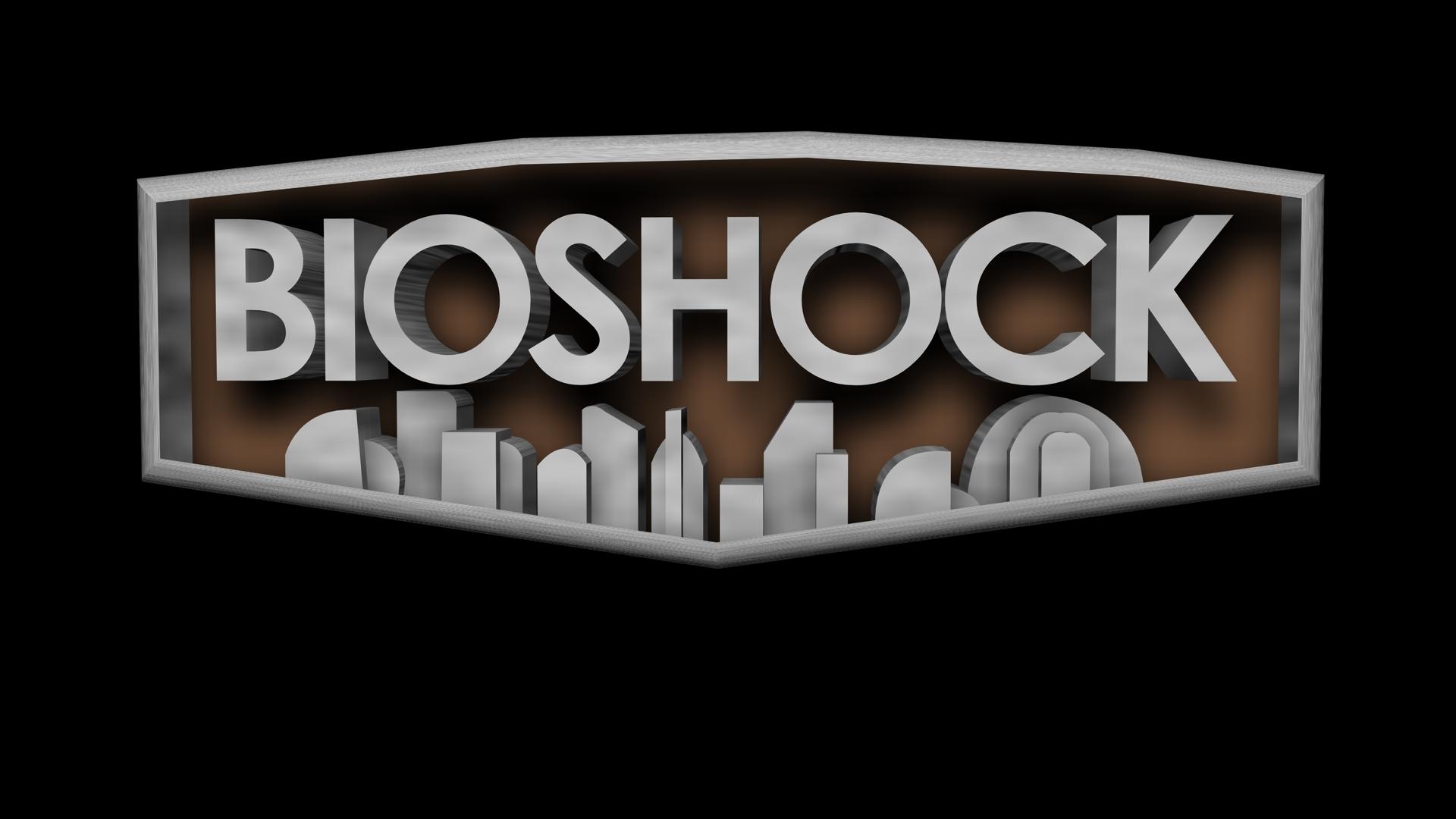 Bioshock Logo C4D