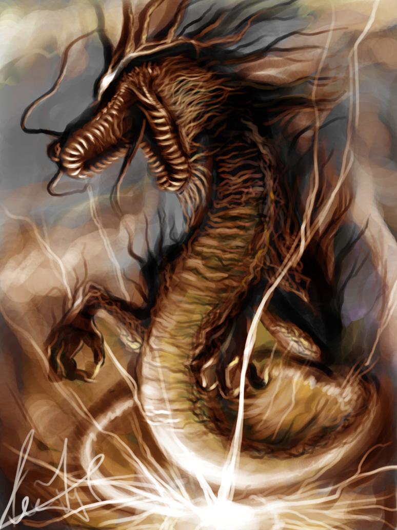 Dragon by xiaofeihui