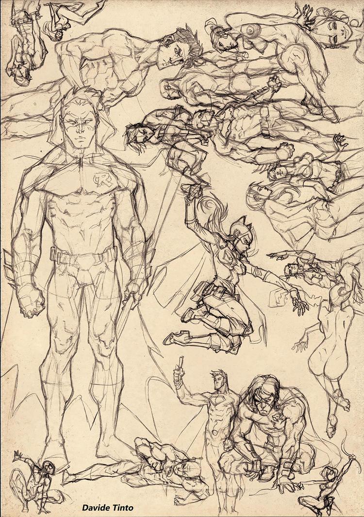 Sketch by darnof