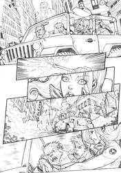 Secret Avengers - Page 18 (Test Page) by darnof