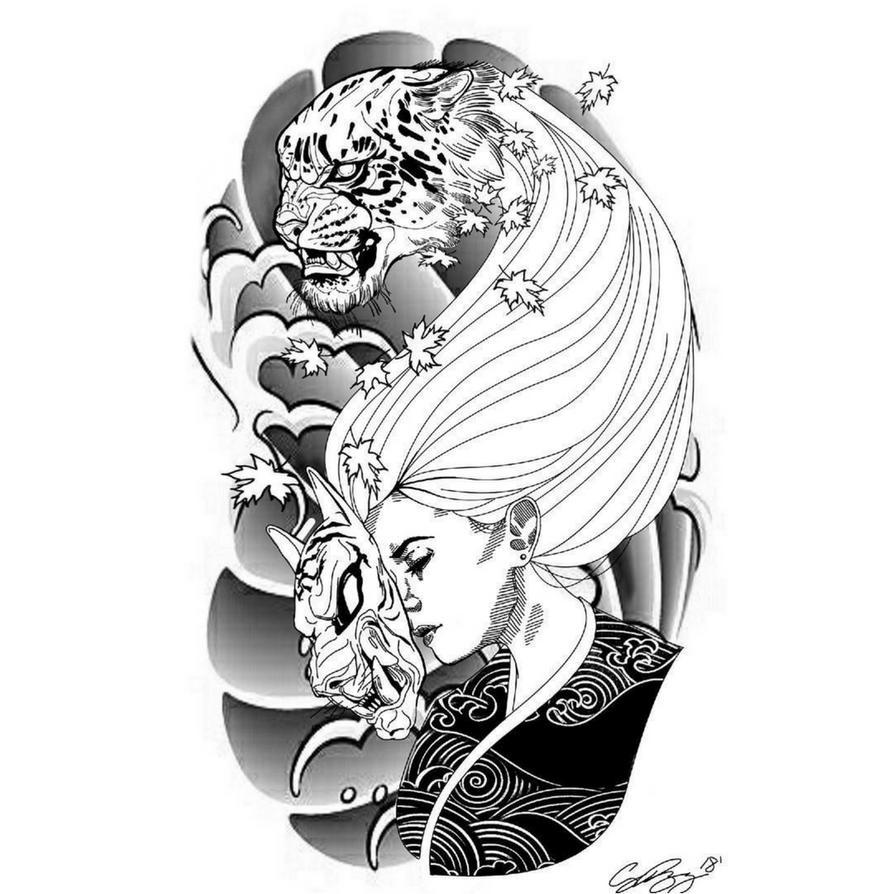 Parblo Fan Art by parblo-tablet