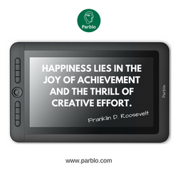 Parblo Monday Quote by parblo-tablet