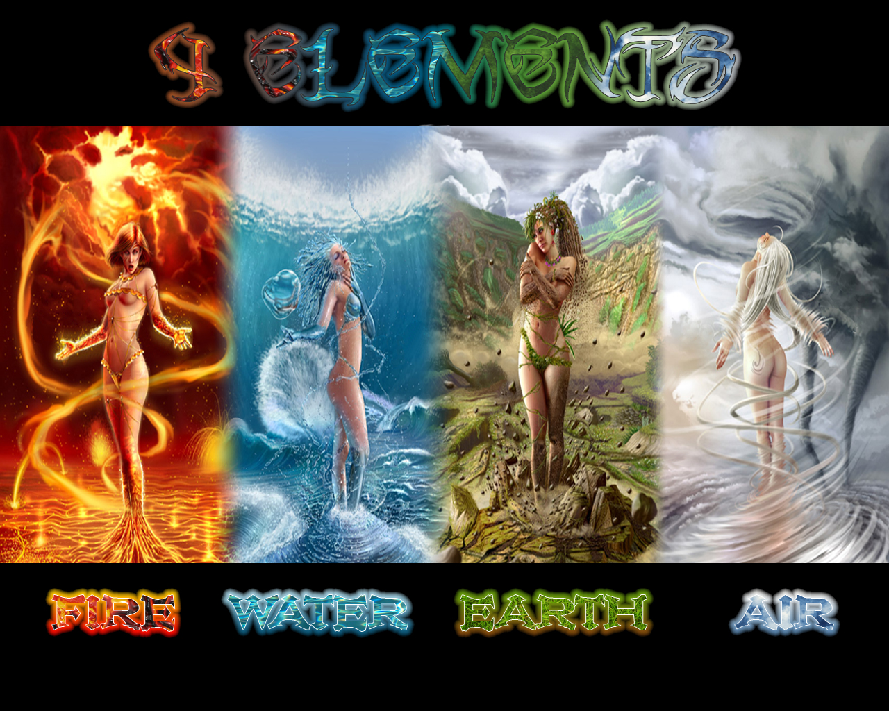 Elements In Artwork : Elements by shady on deviantart